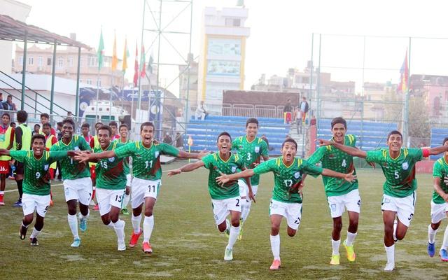 SAFF U-15 Championship: Bangladesh thrash Sri Lanka 7-1