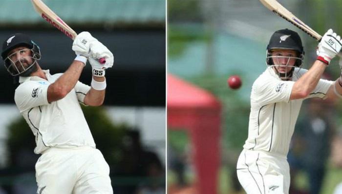 Watling, De Grandhomme put New Zealand ahead in 2nd Test