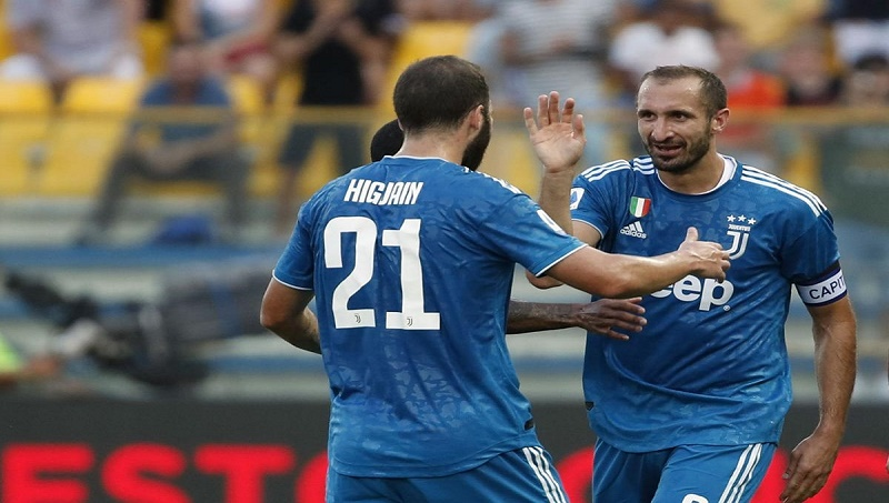 Juventus opens Serie A with 1-0 win at Parma