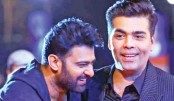 Prabhas to collaborate on a film with Karan Johar?