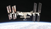 Nasa 'probing first allegation of space crime'