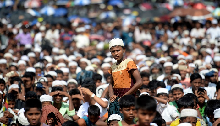We will return home together if citizenship granted: Rohingya leaders