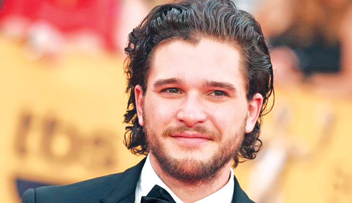 Kit Harington enters Marvel Universe with The Eternals
