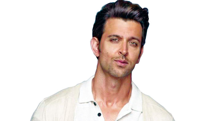 'My failures have made me who I am today': Hrithik