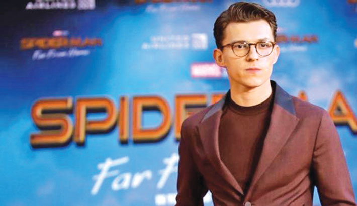 I'm going to continue playing Spider-Man: Tom Holland