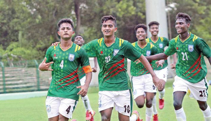 Bangladesh thrash Sri Lanka 7-1