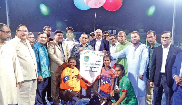 FSIBL to sponsor Bangladesh U-21 Women's Hockey team