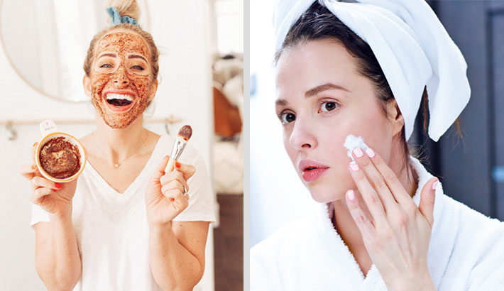Burning Face Mask: For A Pretty Face