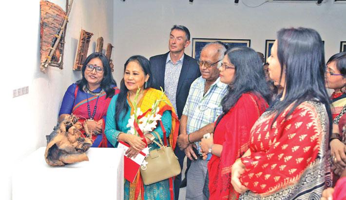 'Colours' at Alliance Française de Dhaka