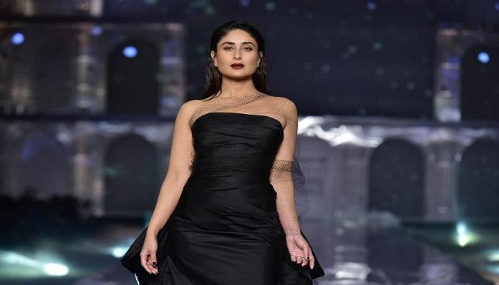 Kareena Kapoor turns into an enchantress in black at Lakme Fashion Week finale (Watch)