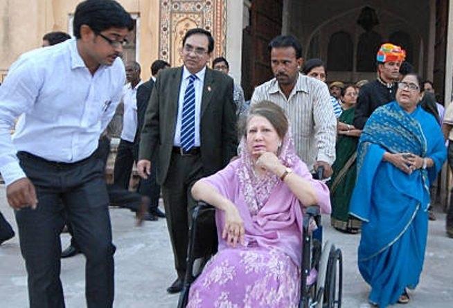 Probe report in bomb attack case against Khaleda September 25