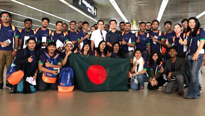 Bangladesh-China Youth Camp 2019 begins in Yunnan Monday