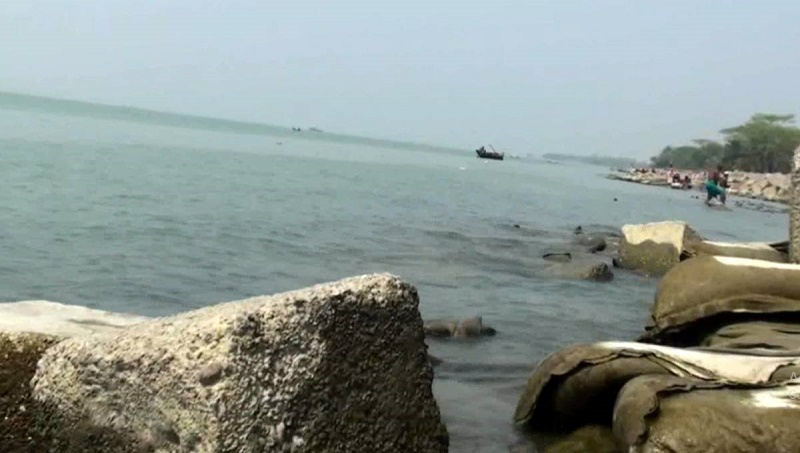 Two youths go missing as trawler capsizes in Meghna