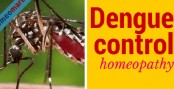 Homoeopathy can be alternative remedy for dengue