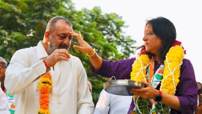 Sanjay Dutt to enter politics