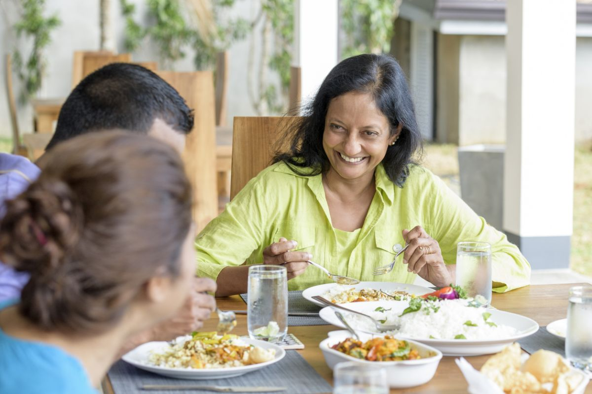 Diet plan for homemakers to lose weight