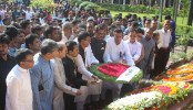 Nazrul's 43rd death anniversary observed