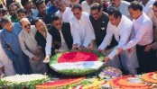 Awami League pays homage to Nazrul