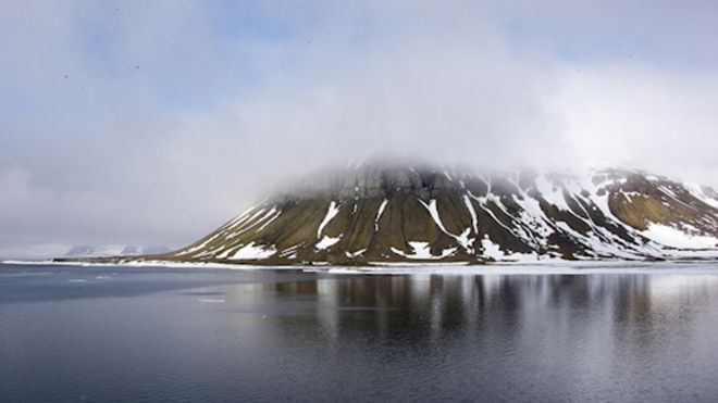 Arctic team maps five islands found by Russian student