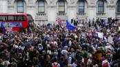 UK Parliament suspension sparks furious backlash