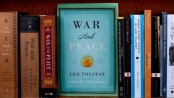 Tolstoy's War and Peace lands India activist in trouble