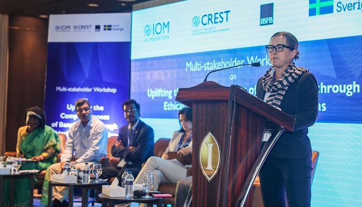 Sustainable sourcing, ethical recruitment keys to industry growth: Experts