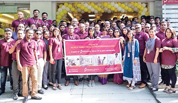 Celebrating family health services