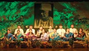 Chhayanaut pays tribute to Nazrul on his 43rd death anniversary