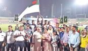 Bangladesh Navy emerge champions in Summer Athletics