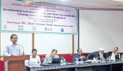 Three-day workshop on incorporating salt-tolerant wheat and pulses
