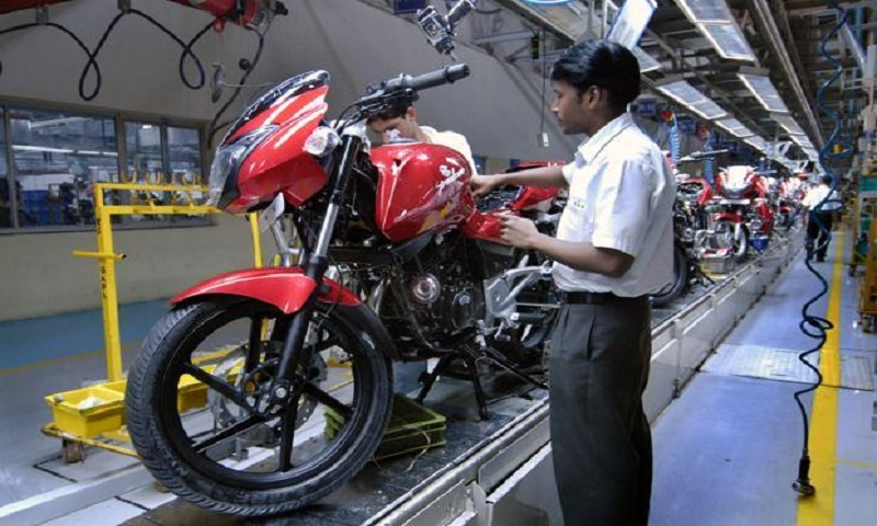 Bajaj Auto sales down 11 pc at 3,90,026 units in August