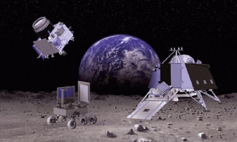 Chandrayaan-2's Vikram lander completes first de-orbiting manoeuvre