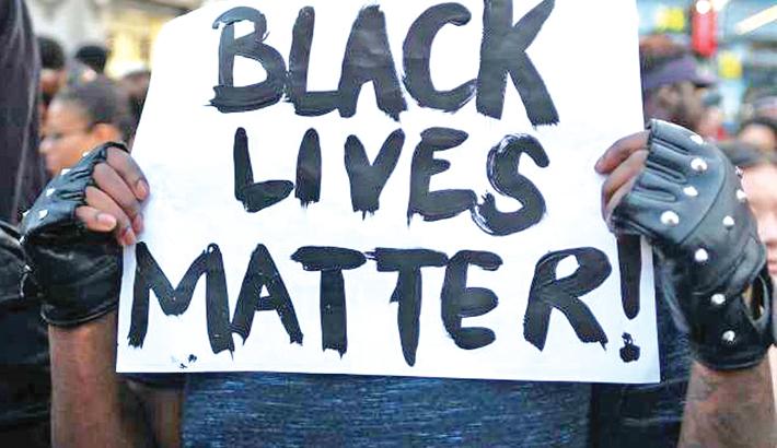 'Black Lives Matter' hailed at Venice