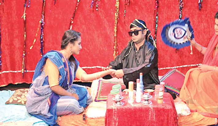 Chayabibi, a drama serial
