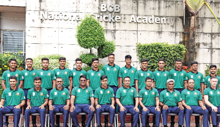 U-19 team aim to carry England form to Asia Cup