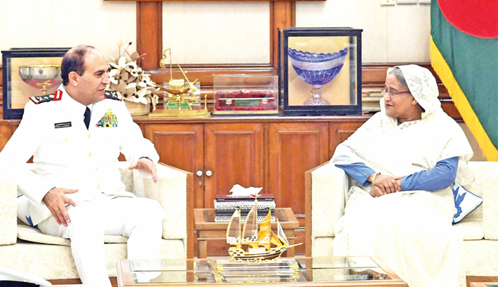 Dhaka, Riyadh for bolstering defence cooperation