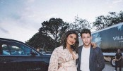Priyanka, Nick celebrate a new beginning