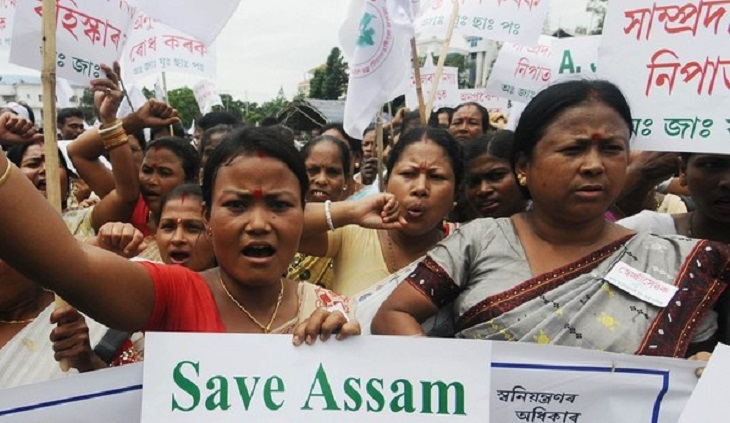 The Assam Issue