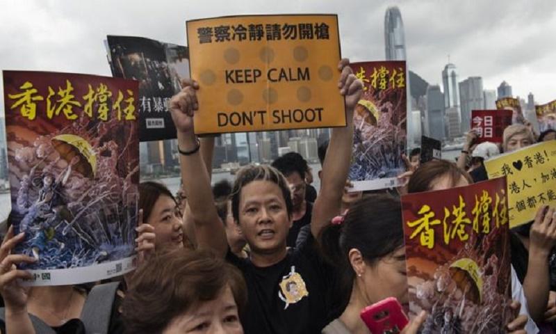 Hong Kong government to meet amid bill withdrawal rumors