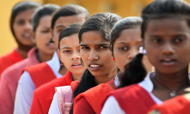 Early marriage threatens lives, well-being and future of girls