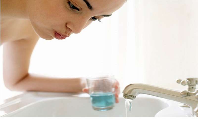 Mouthwash use reduces the benefits of exercise: Study