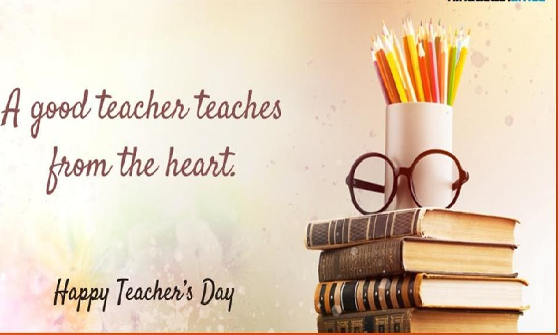 Inspirational quotes to share on Teacher's Day 2019