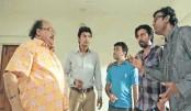 Drama serial 'Shantipurite Oshanti'