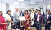 Shawpan visits Bangladesh Consulate General in New York