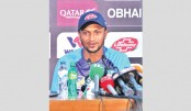 Shakib defends four-man spin attack