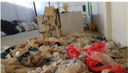 Addressing plastic waste management in Rohingya camps also a