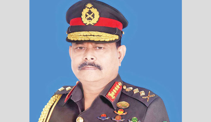 Army chief leaves for Thailand tomorrow