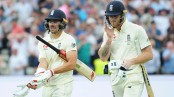 Burns and Root keep Australia at bay in fourth Test