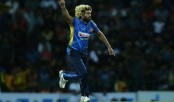 Sri Lanka's Malinga first T20 bowler to claim 100 wickets