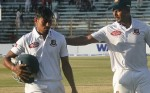 Resistance of Mosaddek-Taijul takes Bangladesh to 194/8 at stumps